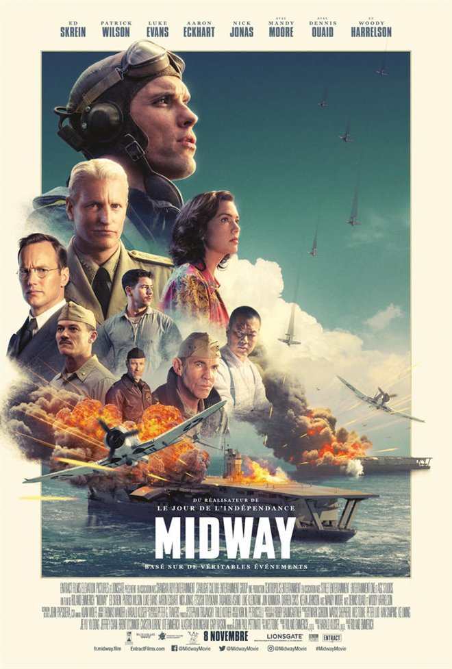 Midway (v.f.) Large Poster