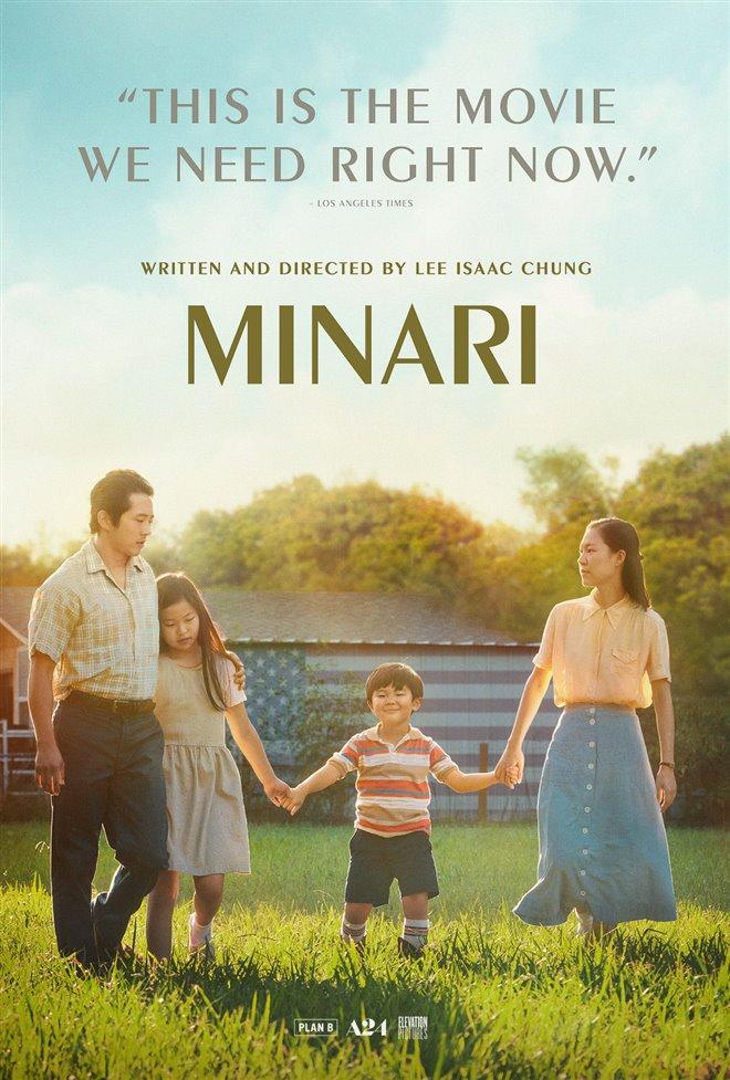 Minari Large Poster