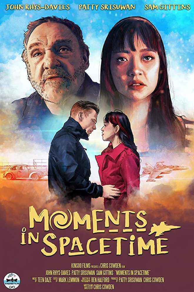 Moments in Spacetime Large Poster