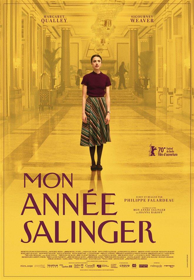 Mon année Salinger Large Poster