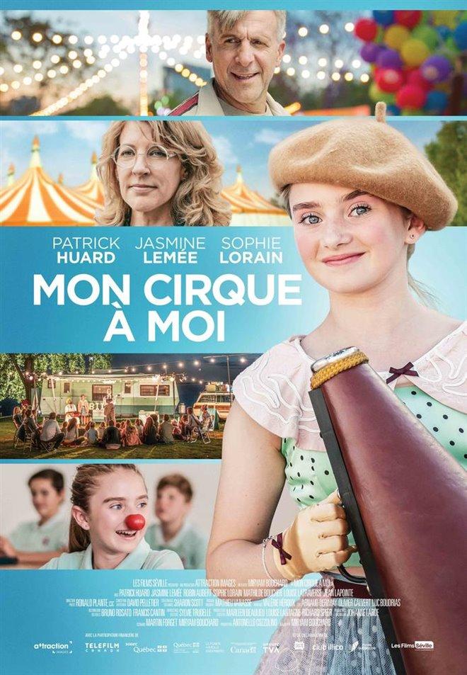Mon cirque à moi (v.o.f.) Large Poster