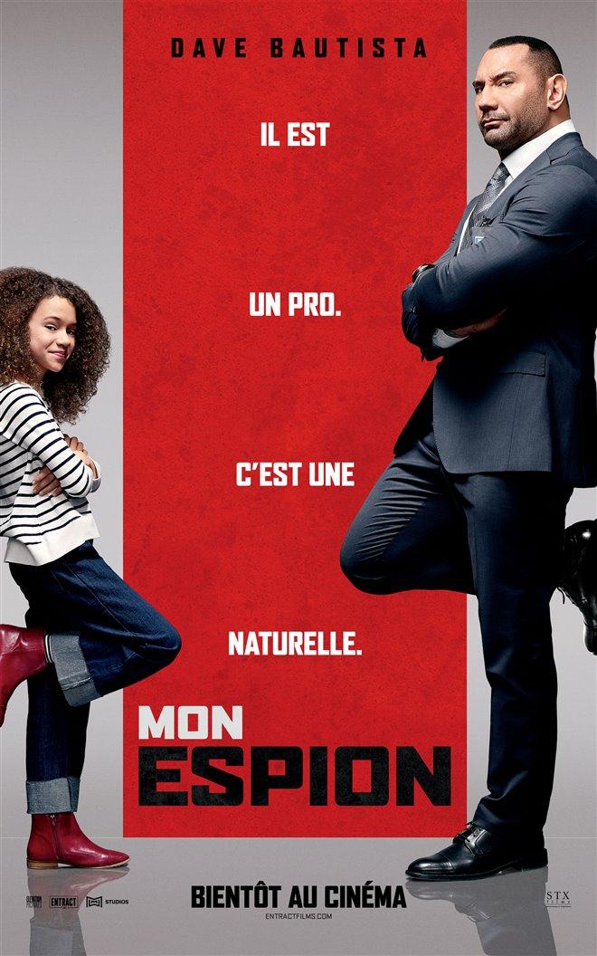 Mon espion Large Poster