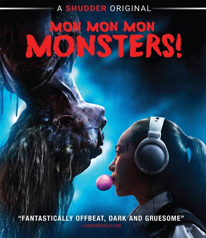 Mon Mon Mon Monsters Large Poster