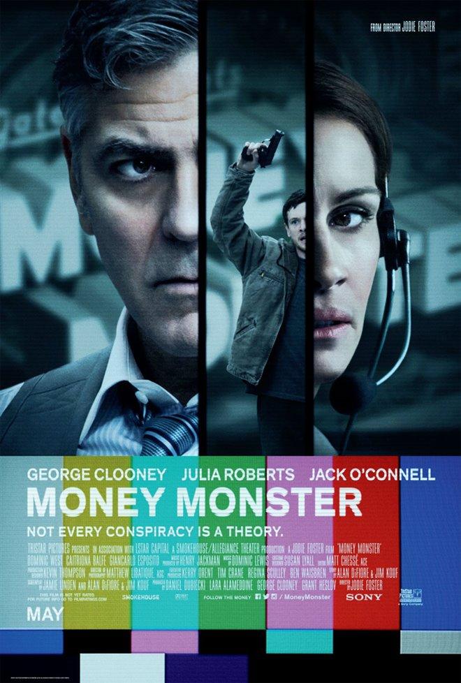 Money Monster Large Poster