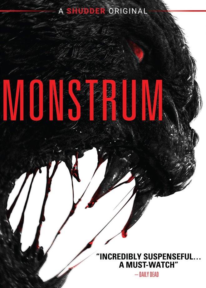 Monstrum Large Poster