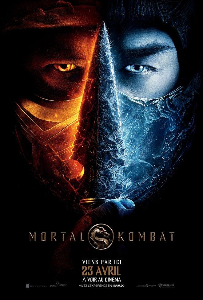 Mortal Kombat (v.f.) Large Poster