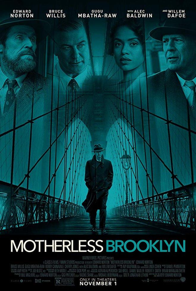 Motherless Brooklyn (v.o.a.) Large Poster