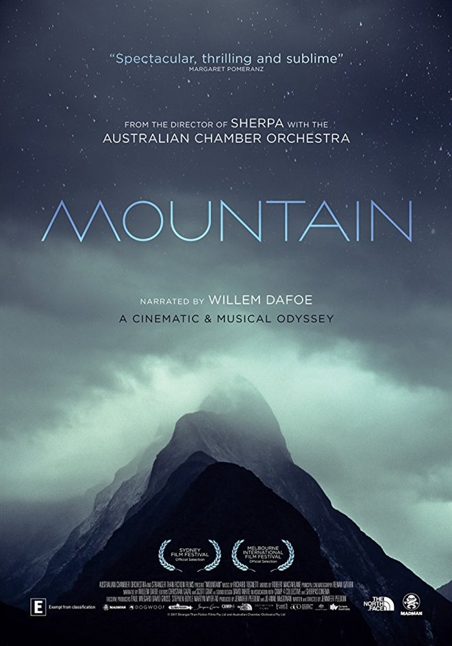 Mountain Large Poster