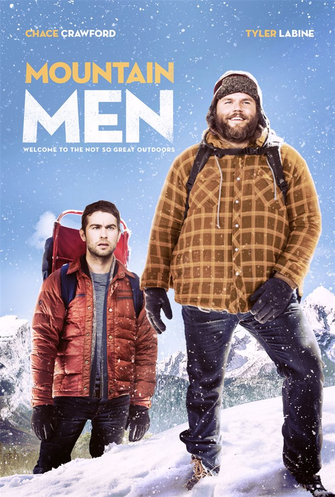 Mountain Men Large Poster