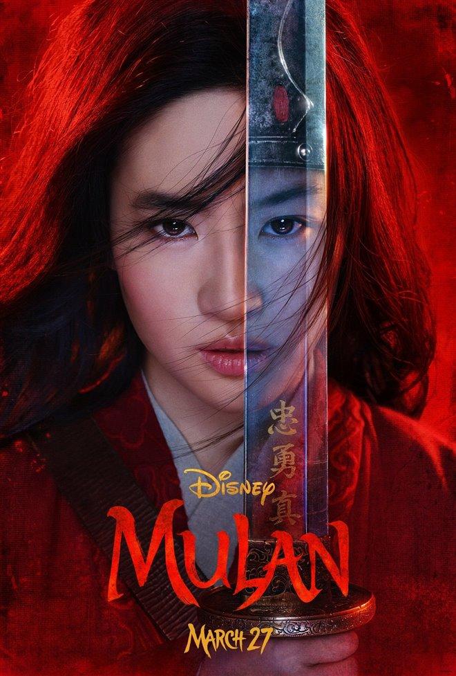 Mulan (v.f.) Large Poster