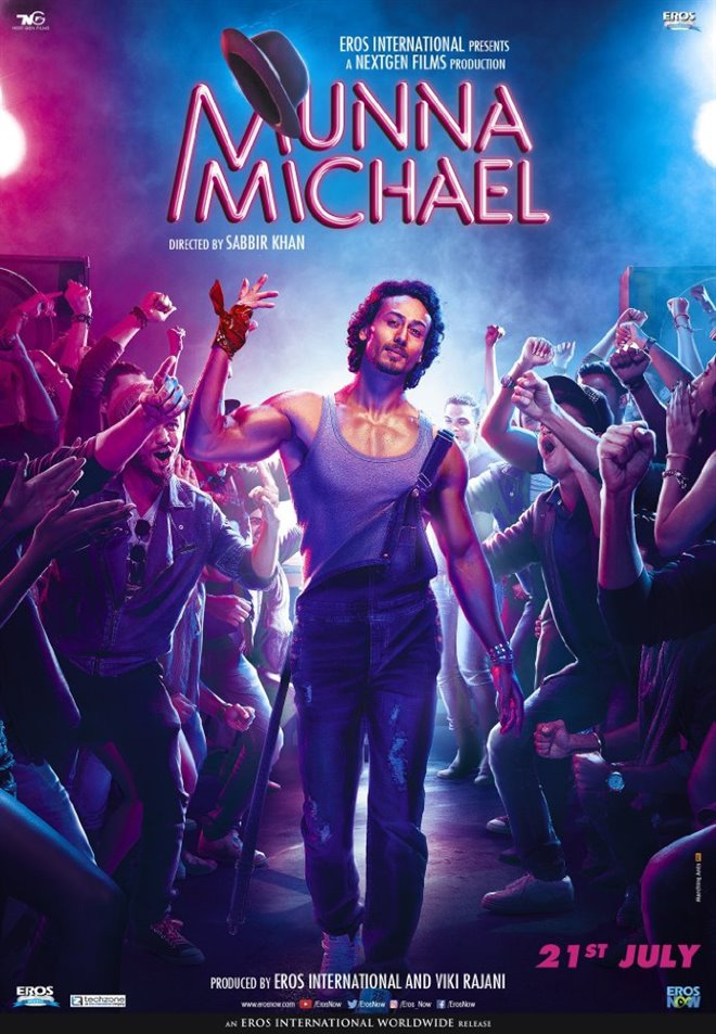 Munna Michael Large Poster