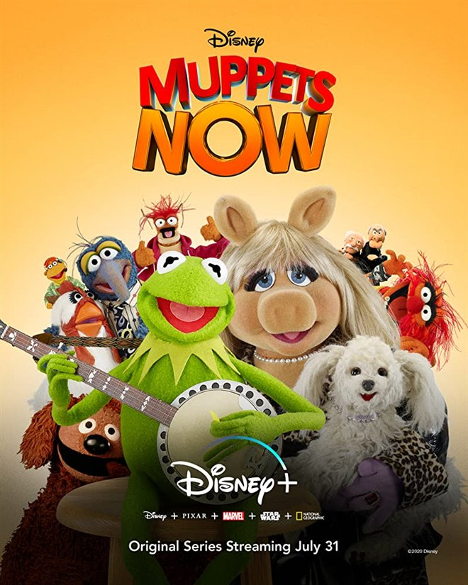 Muppets Now (Disney+) Large Poster