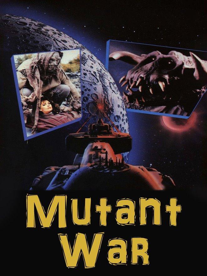 Mutant War Large Poster