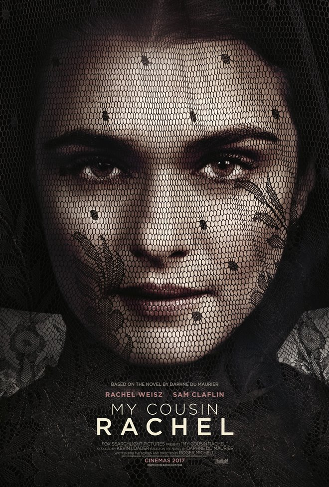My Cousin Rachel (v.o.a.) Large Poster