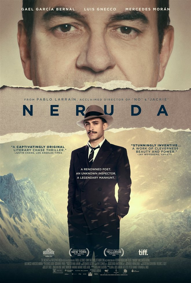 Neruda (v.o.s.-t.f.) Large Poster
