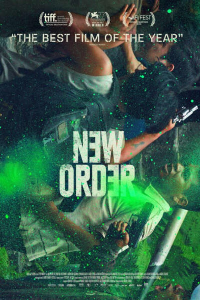 New Order (v.o.s.-t.a.) Large Poster