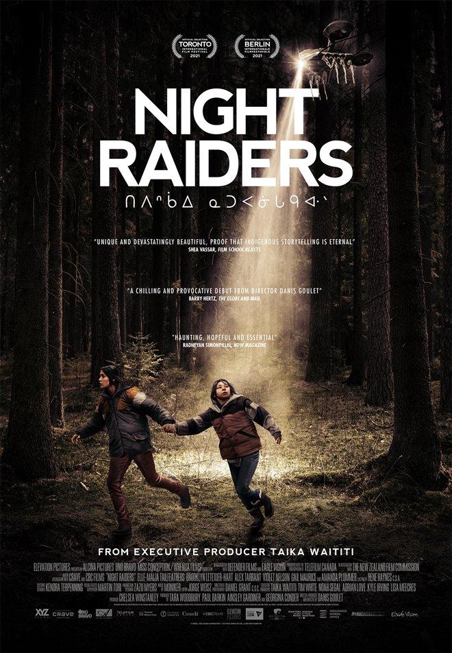 Night Raiders Large Poster