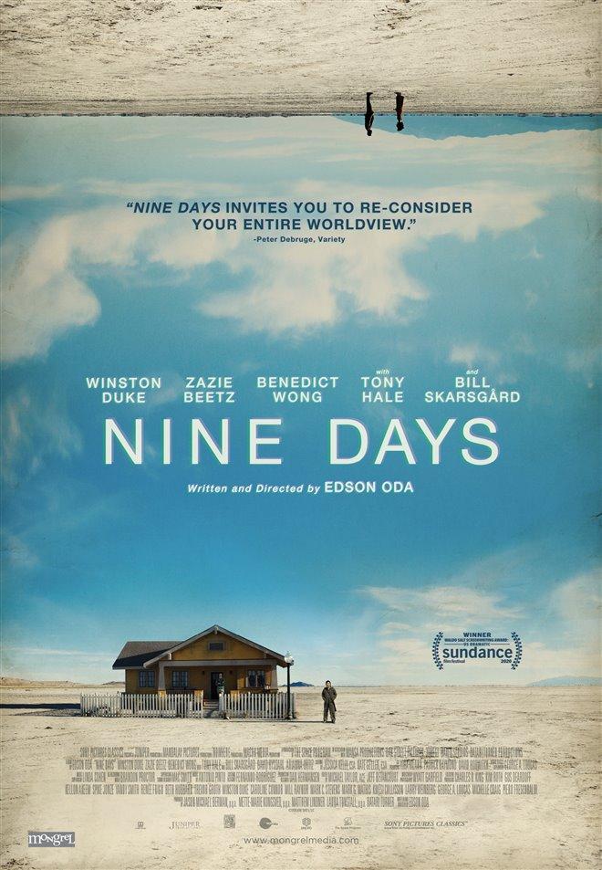 Nine Days Large Poster