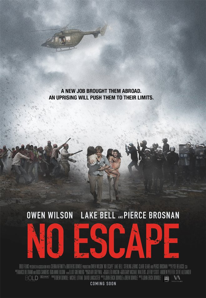 No Escape Large Poster