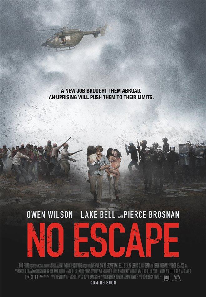 No Escape Large Poster