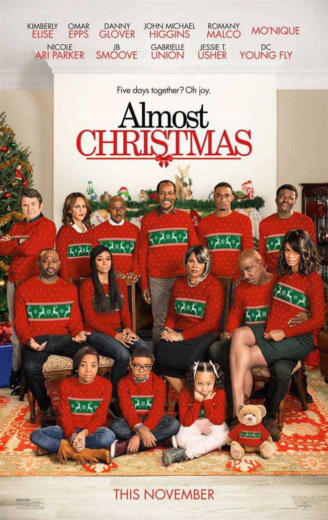 Noël... ou presque Large Poster