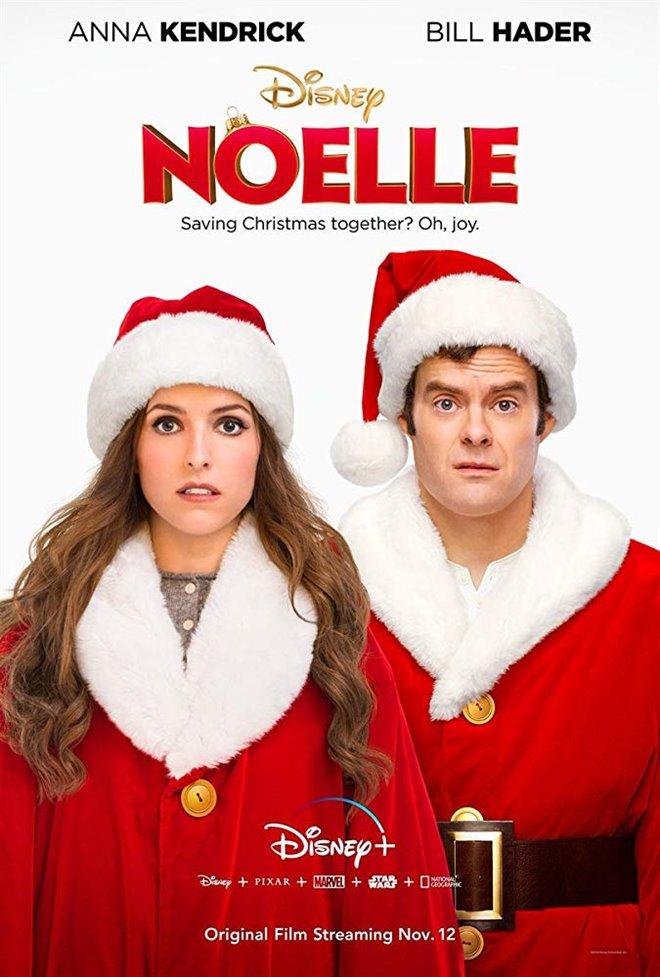 Noelle (Disney+) Large Poster
