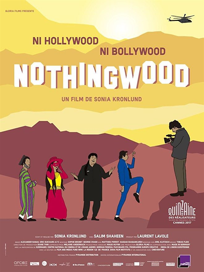 Nothingwood Large Poster