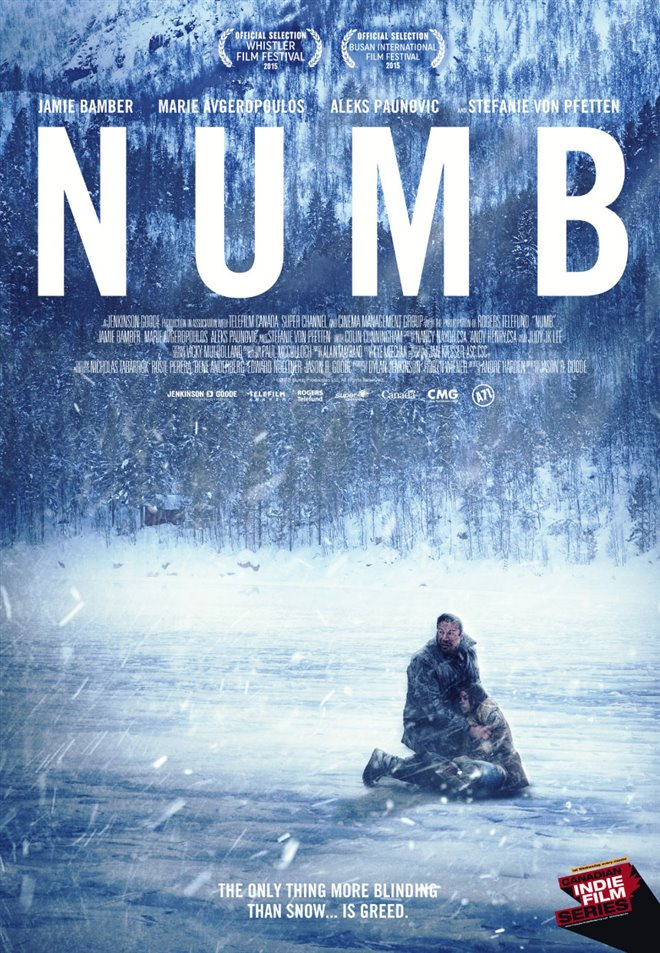 Numb Large Poster