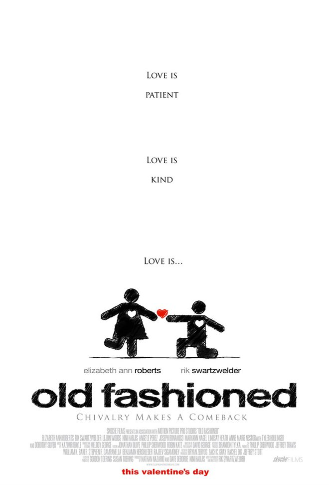 Old Fashioned Large Poster