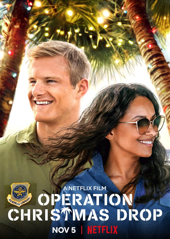 Operation Christmas Drop (Netflix) Large Poster
