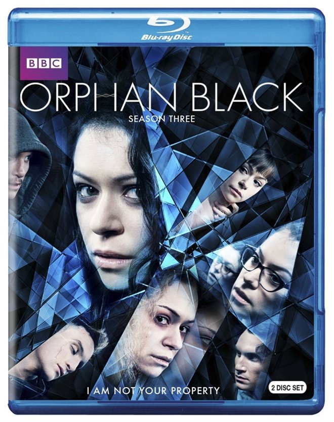 Orphan Black: Season Three Large Poster