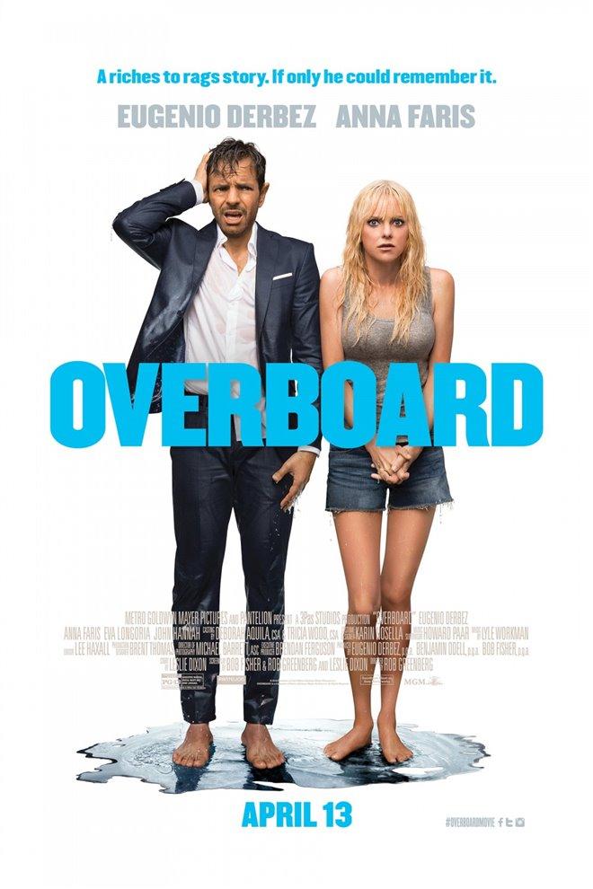 Overboard (v.o.a.) Large Poster