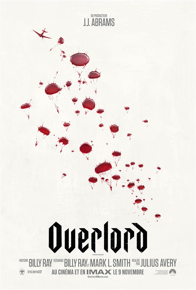 Overlord (v.f.) Large Poster