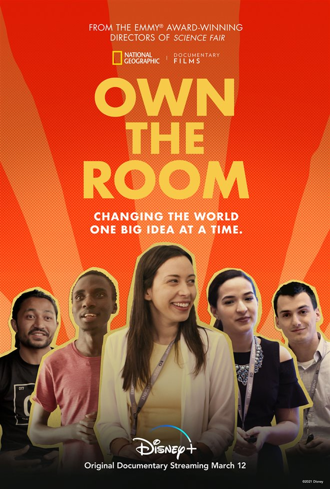 Own the Room (Disney+) Large Poster