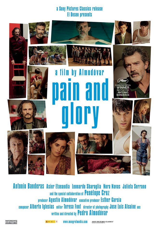 Pain and Glory Large Poster