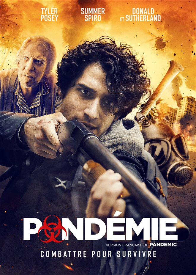 Pandémie Large Poster