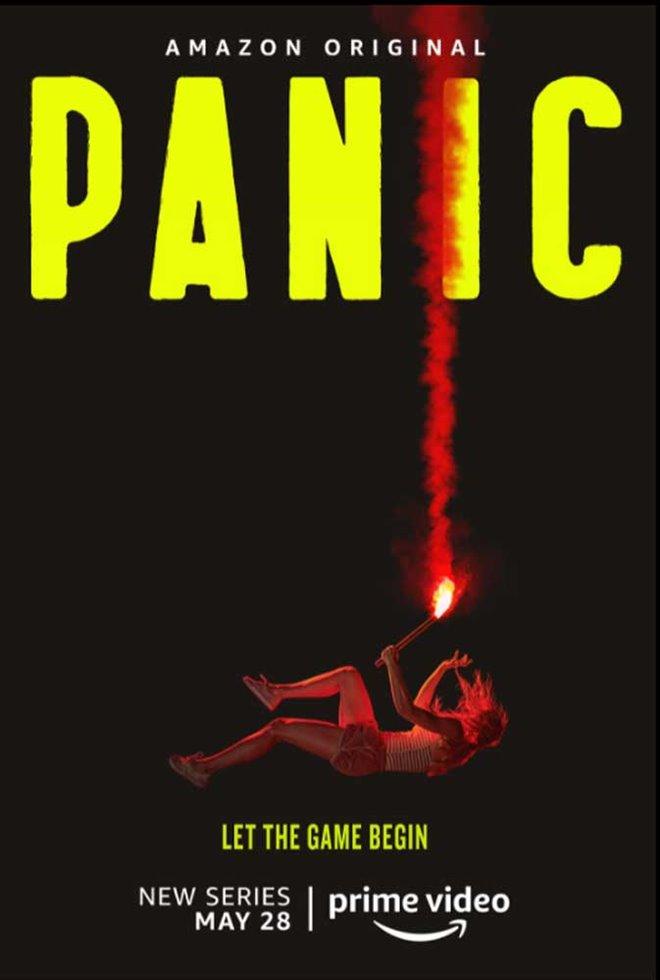 Panic (Amazon Prime Video) Large Poster