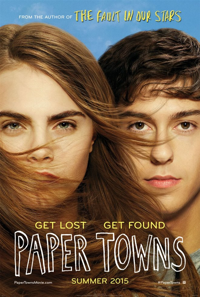 Paper Towns Large Poster