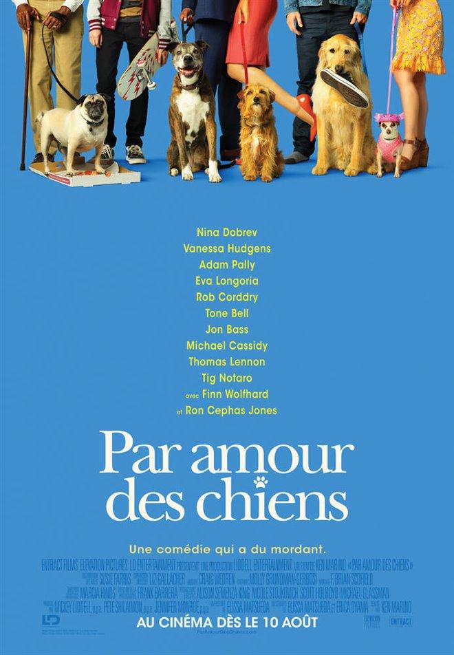 Par amour des chiens Large Poster