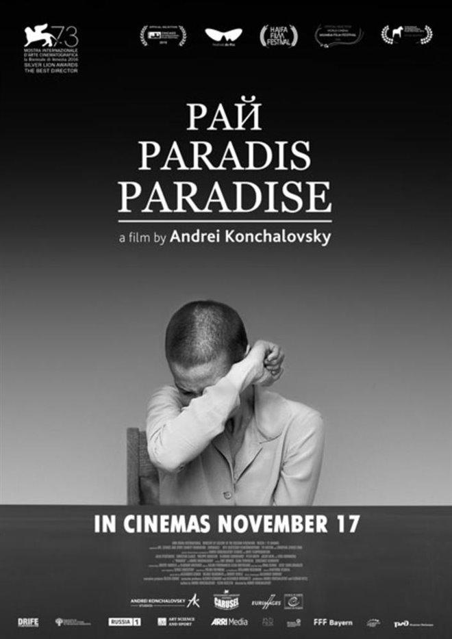 Paradis Large Poster