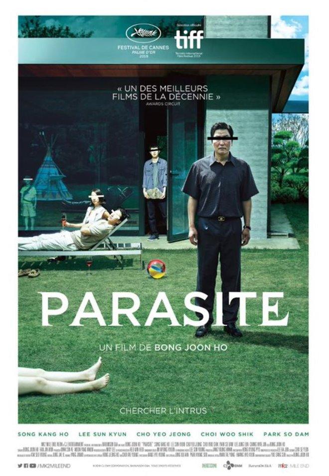 Parasite (v.o.s.-t.f.) Large Poster
