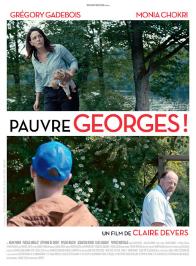 Pauvre Georges! (v.o.f.) Large Poster