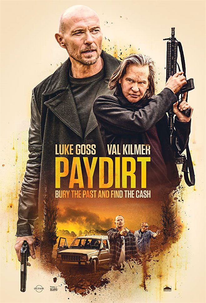 Paydirt Large Poster