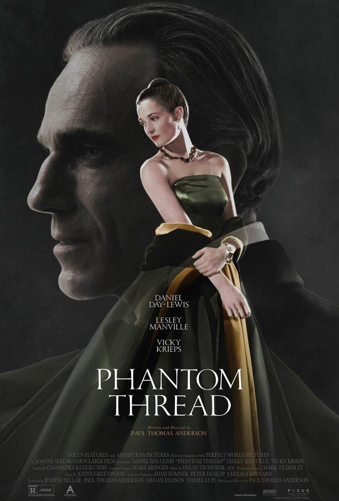 Phantom Thread Large Poster
