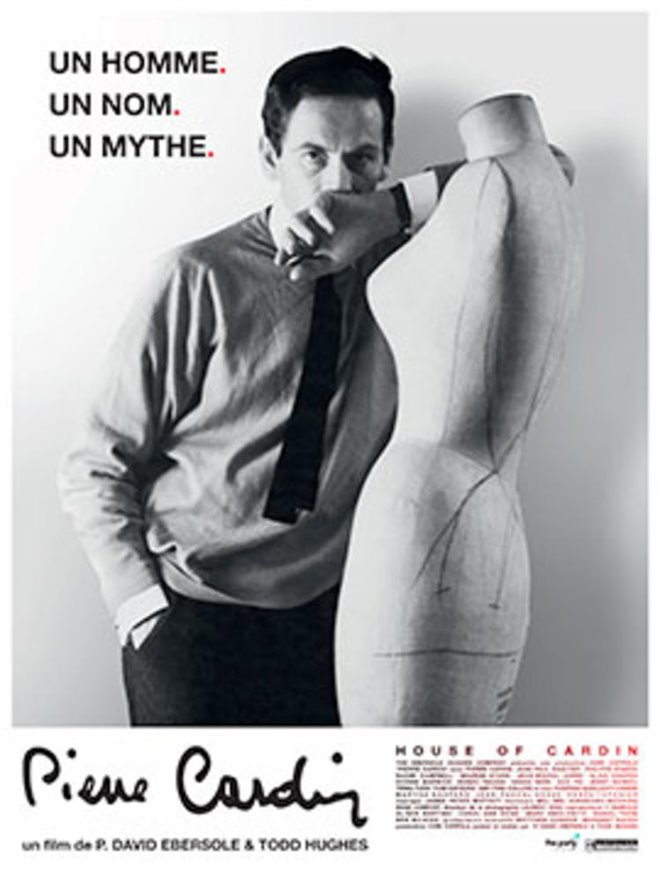 Pierre Cardin (v.o.a.s-.t.f.) Large Poster