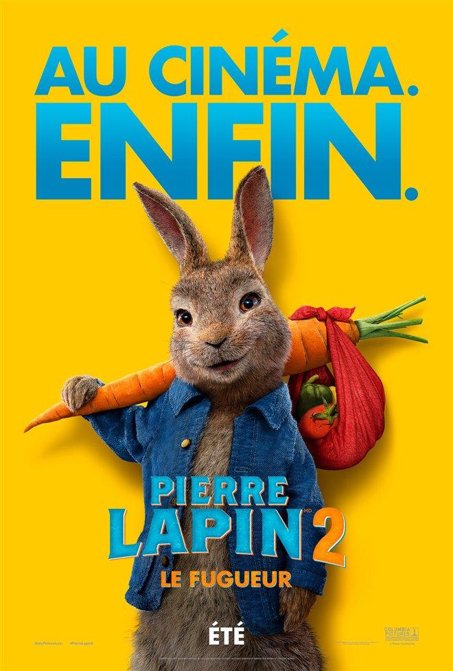 Pierre lapin 2 : Le fugueur Large Poster