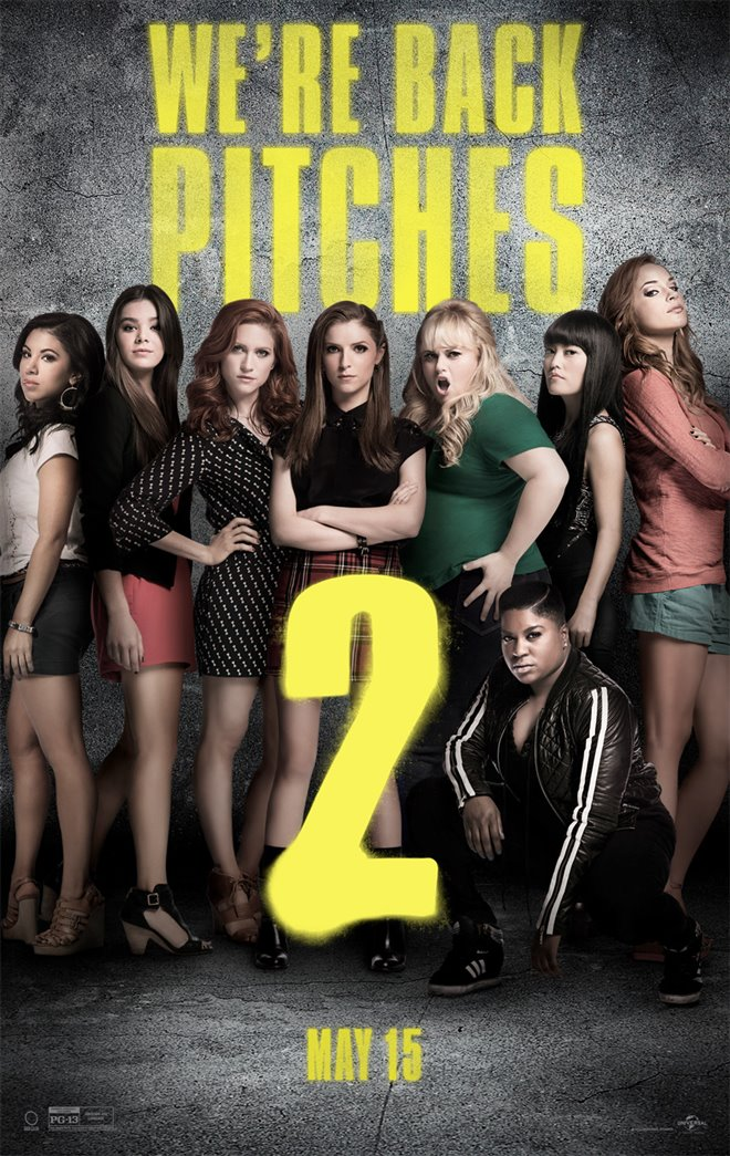 Pitch Perfect 2 Large Poster