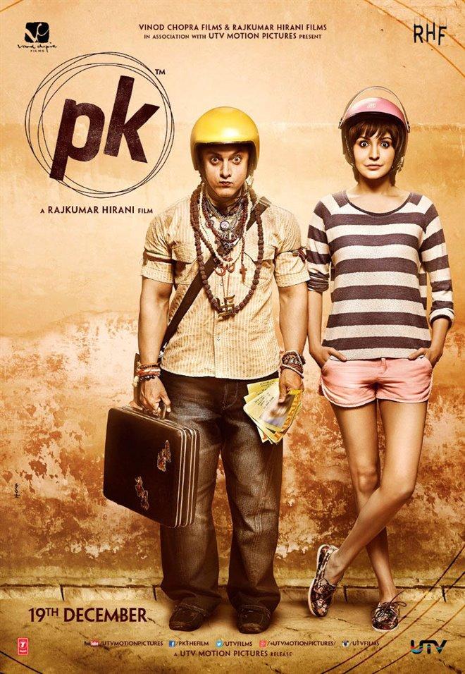 PK Large Poster