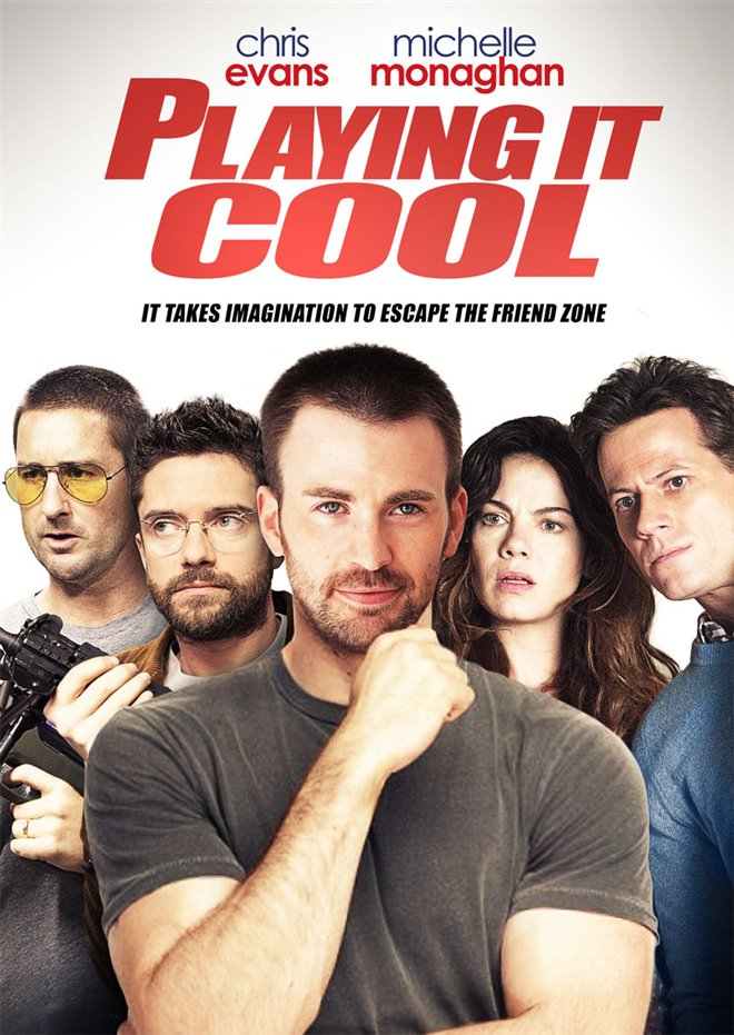 Playing it Cool Large Poster