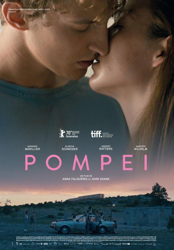 Pompéi (v.o.f.) Large Poster